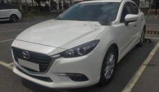 Cần bán gấp Mazda 3 FL 2017, màu trắng, số tự động, giá tốt giá 656 triệu tại Tp.HCM