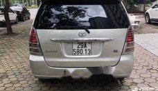 Bán Toyota Innova 2.0MT sản xuất năm 2008, màu bạc chính chủ, giá 262tr giá 262 triệu tại Hà Nội