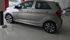 Bán ô tô Kia Morning Si AT sản xuất năm 2018, màu bạc giá 379 triệu tại Hà Nội