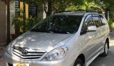 Bán Toyota Innova G đời 2011, màu bạc xe gia đình giá 428 triệu tại Tp.HCM