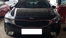 Bán xe Kia Cerato 1.6 MT, số sàn, đời 2016, màu đen, xe đi gia đình giá 498 triệu tại Tp.HCM