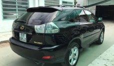 Bán Lexus RX 330 năm 2004, màu đen, xe nhập giá 575 triệu tại Tp.HCM