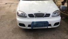 Cần bán xe Daewoo Lanos SX đời 2002, màu trắng giá 90 triệu tại Tiền Giang