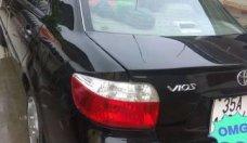 Bán Toyota Vios 2005, màu đen xe gia đình giá 172 triệu tại Ninh Bình