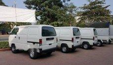Cần bán lại xe Suzuki Super Carry Van sản xuất 2018, màu trắng giá cạnh tranh giá 287 triệu tại Hải Phòng