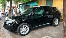 Cần bán xe Lexus RX 350 sản xuất 2009, màu đen, xe nhập chính chủ giá 1 tỷ 550 tr tại Hải Phòng
