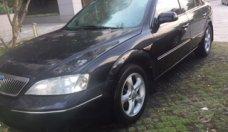 Cần bán Ford Mondeo 2003 màu đen giá 189 triệu tại Tp.HCM