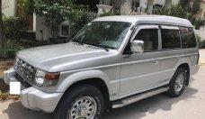 Bán ô tô Mitsubishi Pajero 3.0 V6 đời 2004, màu bạc số sàn giá 235 triệu tại Tp.HCM