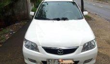 Bán Mazda 323 đời 2002, màu trắng ít sử dụng giá 165 triệu tại Tp.HCM