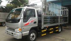 Cần bán xe tải JAC 2T4 thùng mui bạt, xe mới 100%, hỗ trợ vay vốn đến 80% giá 298 triệu tại Tp.HCM