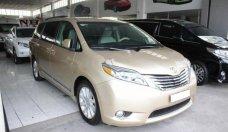Bán Toyota Sienna Limited 3.5 đời 2011, màu vàng, xe nhập  giá 2 tỷ 300 tr tại Tp.HCM