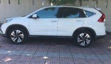 Bán ô tô Honda CR V 2.4AT năm sản xuất 2016, màu trắng số tự động, giá tốt giá 950 triệu tại Hà Nội