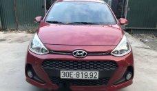 Cần bán gấp Hyundai Grand i10 1.0MT đời 2017, màu đỏ chính chủ  giá 350 triệu tại Hà Nội