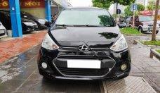 Bán xe Hyundai Grand i10 năm sản xuất 2016, màu đen, nhập khẩu   giá 345 triệu tại Hà Nội