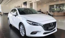Bán Mazda 3 năm 2018 màu trắng giá 750 triệu tại Tp.HCM