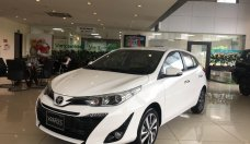 Bán Toyota Yaris G đời 2018, màu trắng, nhập khẩu nguyên chiếc, 650tr giá 650 triệu tại Hà Nội