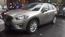Bán Mazda CX 5 2.0 AT sản xuất 2015, màu bạc chính chủ, giá tốt giá 745 triệu tại Hà Nội