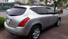Cần bán gấp Nissan Murano 3.5 AT SE 4x4 AWD đời 2005, màu bạc, nhập khẩu Mỹ  giá 435 triệu tại Hà Nội