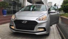 Bán Hyundai Grand i10 1.2MT năm 2018, màu bạc giá cạnh tranh giá Giá thỏa thuận tại Tp.HCM