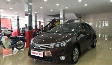 Bán xe Toyota Corolla altis 1.8G sản xuất năm 2016, màu nâu xe gia đình giá 685 triệu tại Đà Nẵng