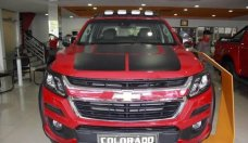 Bán Chevrolet Colorado At 4x4 sản xuất 2018, màu đỏ, nhập khẩu nguyên chiếc giá 789 triệu tại Tp.HCM