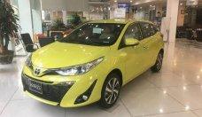 Bán Toyota Yaris đời 2018, màu vàng giá 650 triệu tại Hà Nội