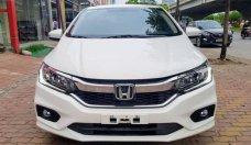 Bán xe Honda City CVT đời 2017, màu trắng giá 575 triệu tại Hà Nội