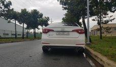 Bán xe Hyundai Sonata 2.0 sản xuất 2015, màu trắng, xe nhập, pô thể thao, cảm biến áp suất lốp giá 818 triệu tại Tp.HCM
