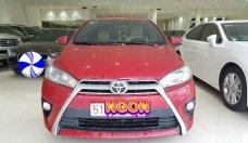 Bán Toyota Yaris đời 2014, màu đỏ, nhập khẩu nguyên chiếc giá 545 triệu tại Tp.HCM