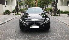 Cần bán Mercedes C250 Exclusive đời 2016, màu đen, nội thất kem giá 1 tỷ 450 tr tại Hà Nội