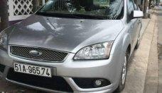 Bán Ford Focus đời 2007, màu bạc số sàn  giá 245 triệu tại Kiên Giang