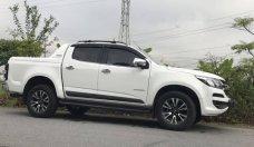 Cần bán xe Chevrolet Colorado 2.8 AT sản xuất năm 2017, màu trắng   giá 716 triệu tại Hà Nội