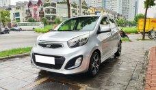 Cần bán xe Kia Morning đăng kí 2012, màu bạc, nhập khẩu giá 330 triệu tại Hà Nội