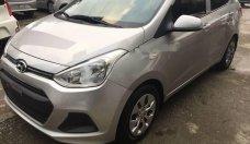 Bán ô tô Hyundai Grand i10 đời 2017, màu bạc  giá 355 triệu tại Hà Nội