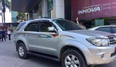 Bán Toyota Fortuner 2.5G đời 2009, màu bạc  giá 615 triệu tại Hà Nội
