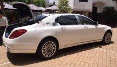 Cần bán lại xe Mercedes S600 MayBach đời 2016, màu trắng, xe nhập chính chủ giá 9 tỷ 600 tr tại Tp.HCM