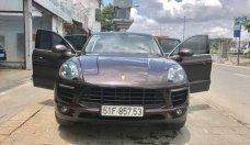 Bán Posrche Macan 2.0L Turbo model 2017, màu nâu, nhập khẩu chính hãng giá 3 tỷ 350 tr tại Đà Nẵng
