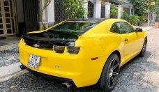 Cần bán gấp Chevrolet Camaro 3.6 RS năm sản xuất 2010, màu vàng, nhập khẩu giá 1 tỷ 190 tr tại Tp.HCM