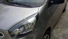 Cần bán lại xe Kia Morning Van 1.0 AT năm 2013, màu xám, nhập khẩu nguyên chiếc giá 240 triệu tại Vĩnh Phúc
