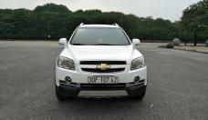 Bán ô tô Chevrolet Captiva 2.2 AT sản xuất 2009, màu trắng, máy dầu giá 440 triệu tại Hà Nội