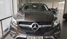 Cần bán lại xe Mercedes GLE Class đời 2017, màu nâu, nhập khẩu nguyên chiếc như mới giá 3 tỷ 890 tr tại Tp.HCM