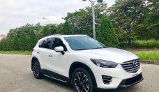 Chính chủ bán gấp Mazda CX 5 2.5 AT 2WD đời 2017, màu trắng giá 879 triệu tại Hà Nội