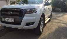 Bán xe Ford Ranger XLS 2.2MT đời 2016, màu trắng xe gia đình giá 575 triệu tại Cần Thơ