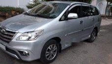 Cần bán xe Toyota Innova E sản xuất cuối 2015, số sàn màu bạc, xe nhà ít sử dụng giá 580 triệu tại Tp.HCM