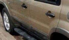Cần bán Ford Escape 2002, màu vàng cát, biển đẹp 4 số, chính chủ giá 200 triệu tại Hà Nội