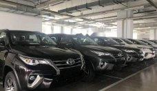 Bán xe Toyota Fortuner 2.4 AT năm 2018, màu nâu, nhập khẩu nguyên chiếc, giao xe ngay giá 1 tỷ 94 tr tại Tp.HCM