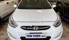 Bán Hyundai Accent 1.4 AT 2015, màu trắng  giá 495 triệu tại Khánh Hòa