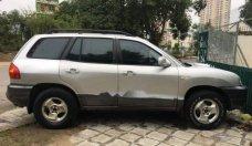 Bán xe ô tô Santa Fe Gold màu bạc, số sàn, máy dầu rất tiết kiệm giá 200 triệu tại Hà Nội