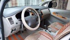 Bán Toyota Innova V sản xuất năm 2010, màu bạc giá 420 triệu tại Thanh Hóa