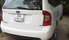 Bán ô tô Kia Carens LX đời 2011, màu trắng giá 335 triệu tại Thanh Hóa
